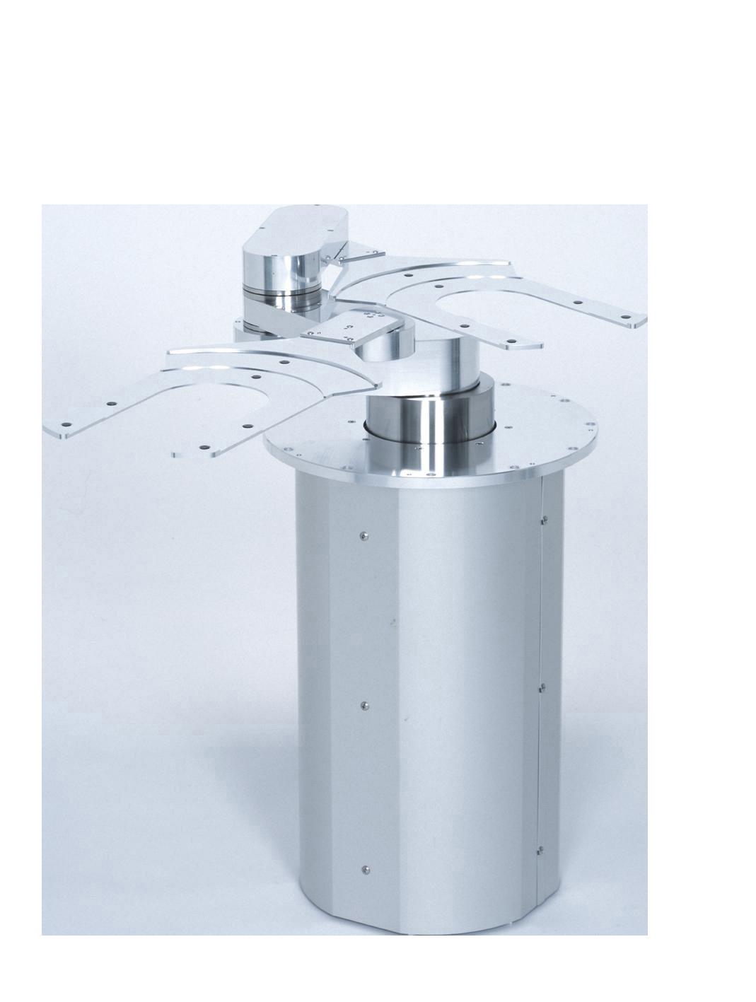 高真空対応高真空ロボット
