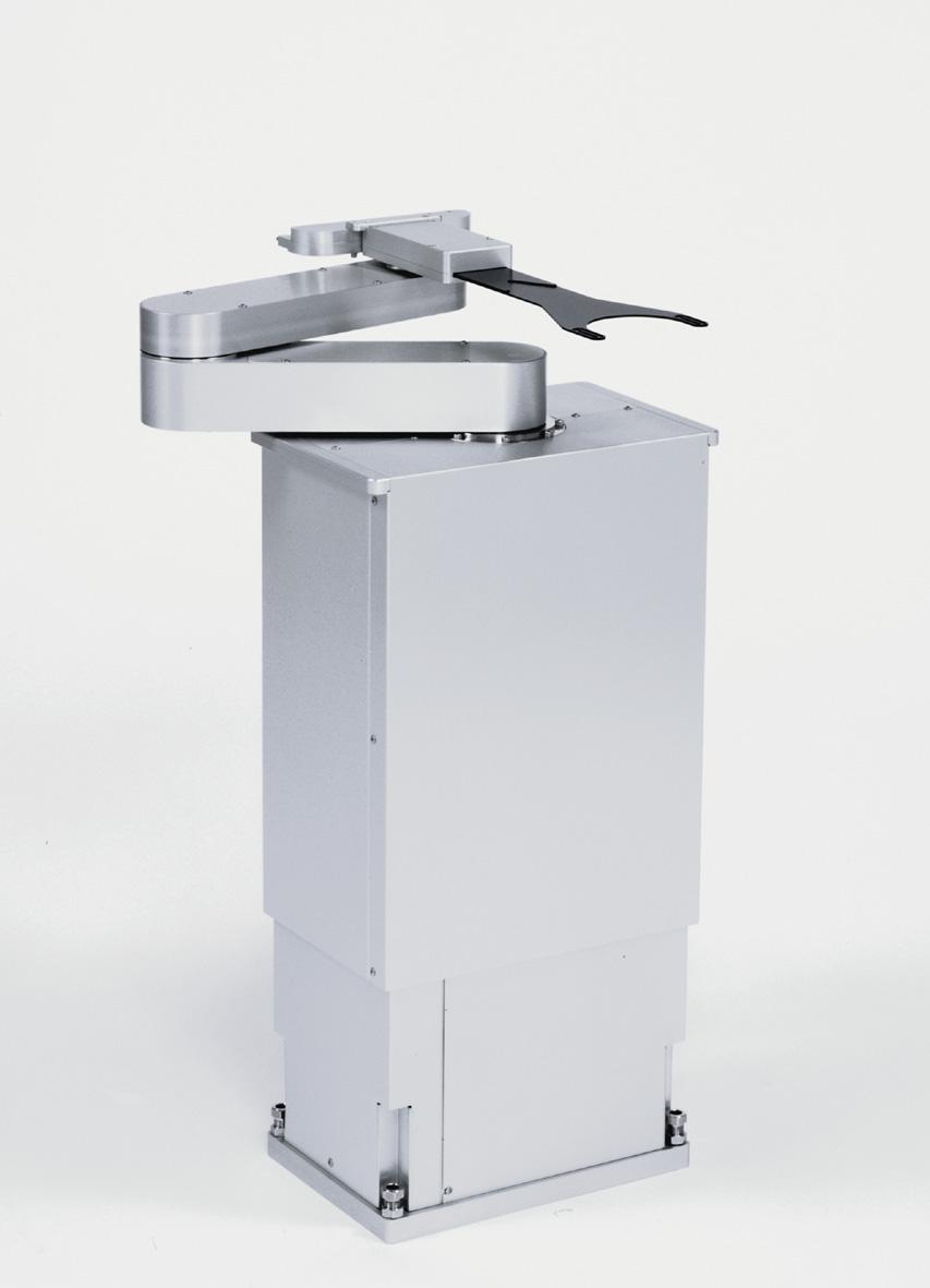 ステッピングモーター仕様フリーアクセスロボット